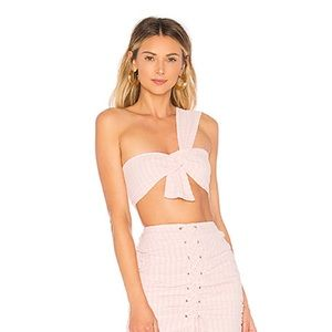 Lovers + Friends NWT Fay Crop Top Sz S